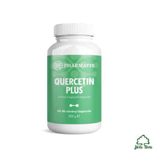 Quercetin Plus étrend-kiegészítő