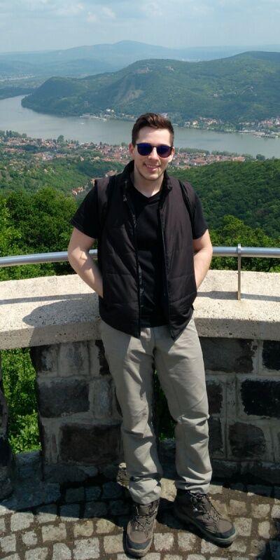 Schramm Viktor, a JomTom vezetője