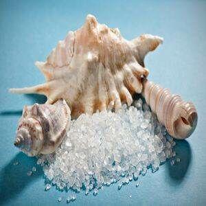 Holt-tengeri fürdősó - 3x1 kg