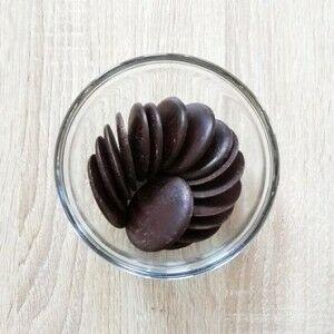 Kakaómassza pasztilla - Prémium minőség