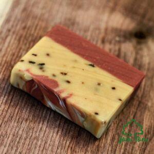 Kecsketejes levendula szappan - Borza Manufaktúra