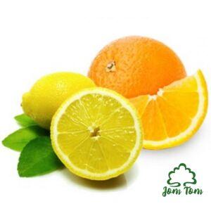 Citrom-narancs gyömölcstea - 100 gr