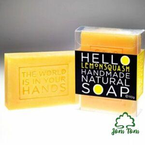 HELLO Lemonsquash szappan (citrusos) - 110g