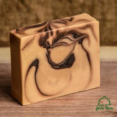Mézes-csokis-narancsos szappan - Borza Manufaktúra