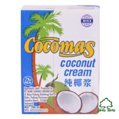 Cocomas Kókusztejszín - 200 ml