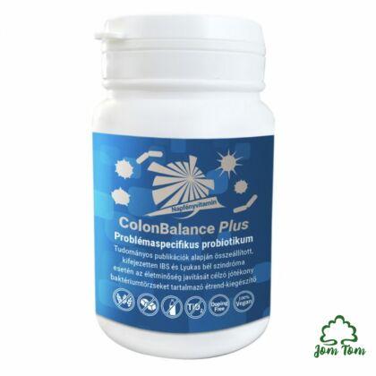ColonBalance Plus Problémaspecifikus Probiotikum (60 db) - Napfényvitamin