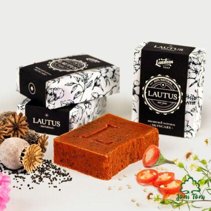 Csilis-mákos szappan - Lautus