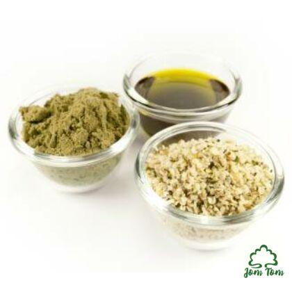 Kender olaj BIO (Cannabis sativa) - 1 liter