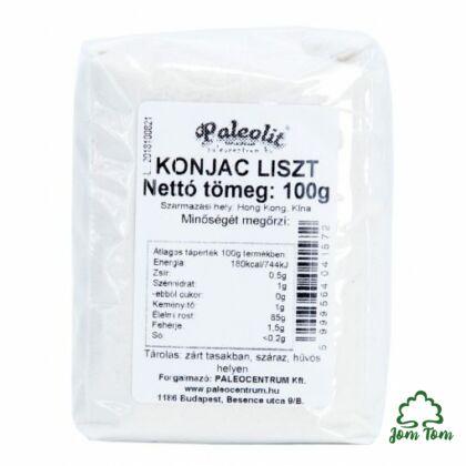Konjak gyökér liszt (Ördögnyelv) - 100 g