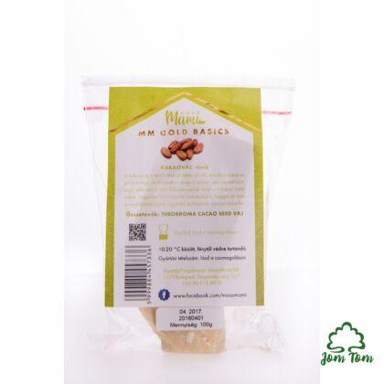 Kakaóvaj tömb, nyers - 100 gr