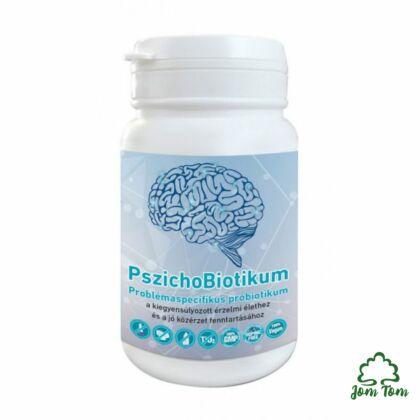 PszichoBiotikum problémaspecifikus probiotikum (60 db) - Napfényvitamin