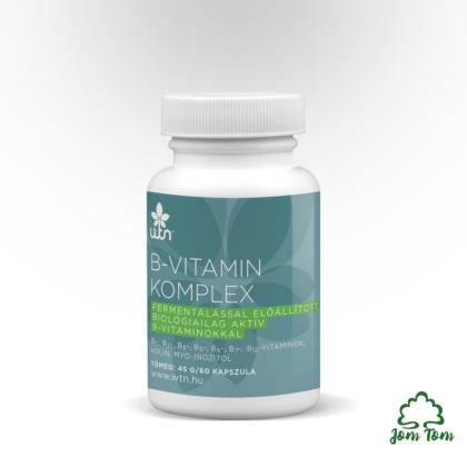 B-vitamin komplex - WiseTree