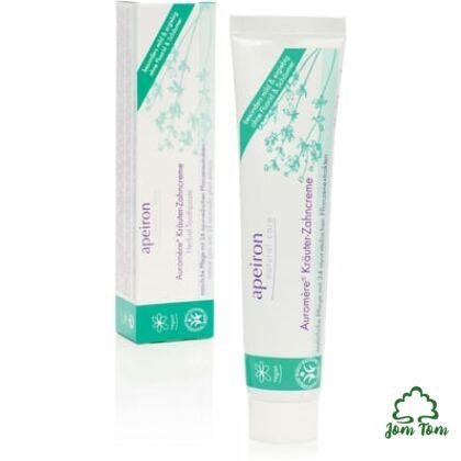 Gyógynövényes fogkrém, 24 növényből - 75 ml   JomTom
