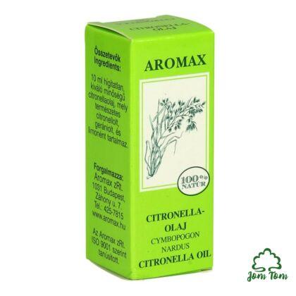 Aromax Citronella illóolaj (Cymbopogon nardus) - 10 ml