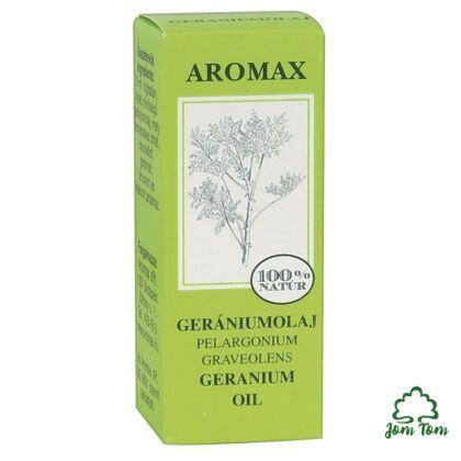 Geránium illóolaj (Pelargonium graveolens) - 10 ml