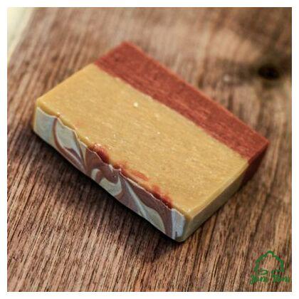 Mézes - Kecsketejes szappan, shea vajjal - Borza Manufaktúra