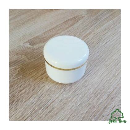 Dekoratív kozmetikai tégely - 50 ml