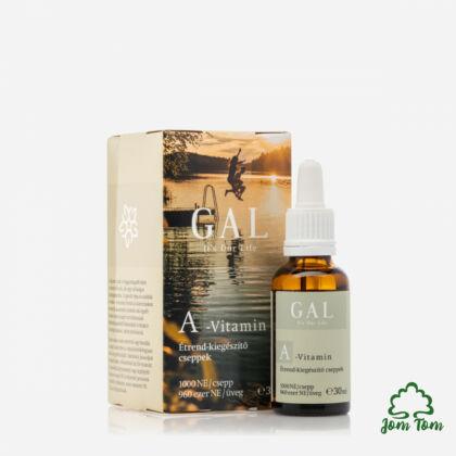 Gal a-vitamin olaj