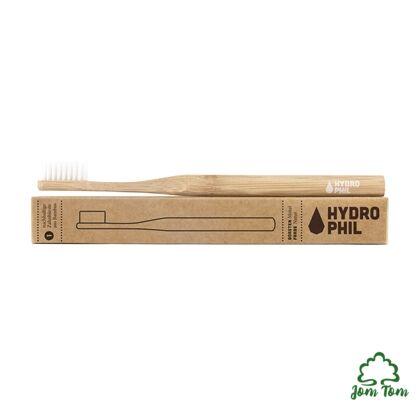 Bambusz fogkefe NATÚR - Hydrophil