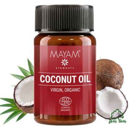 Kókuszolaj Szűz, Bio/Ecocert - 100 ml