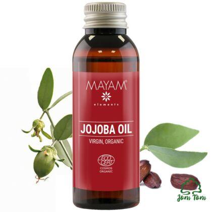 Jojoba olaj BIO, Ecocert (Simmondsia chinensis) - 50 ml