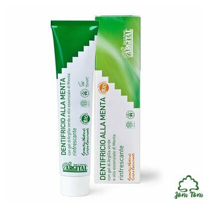 Mentás fogkrém, 75 ml - Argital