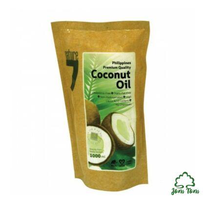 Nature7 főző kókuszolaj - 1 liter