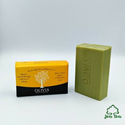 Tradicionális görög olívaolaj szappan, mézzel - 125 gr, Olivia
