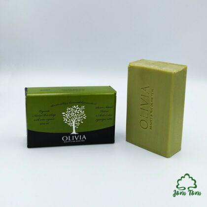 Tradicionális görög olívaolaj szappan, natúr - 125 gr, Olivia