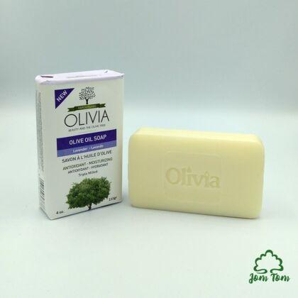 Olivia - Görög olívaolaj szappan, levendulával - 4x115 gr