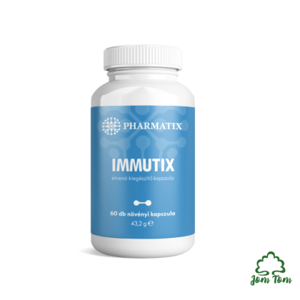 Immutix étrend-kiegészítő kapszula - Pharmatix