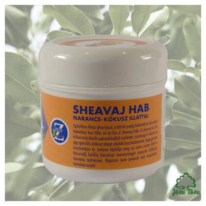 Eco-Z Sheavaj hab kókusz-narancs illattal