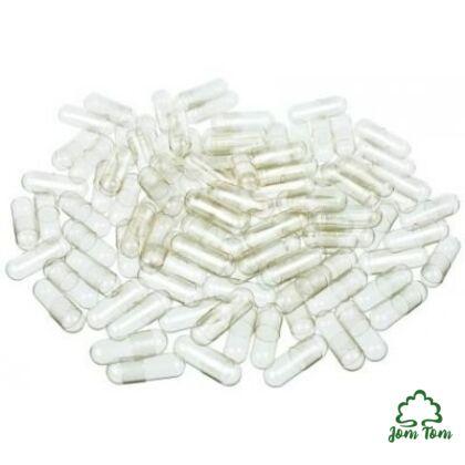 Üres zselatin kapszula - 100 db