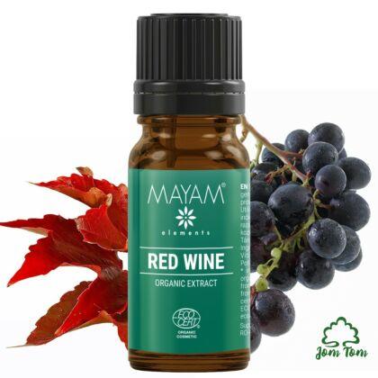 Mayam Vörösszőlő kivonat, Bio  -10 ml
