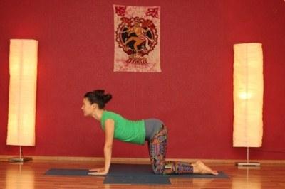 Könnyű jóga mindenkinek - Cicapóz 1.
